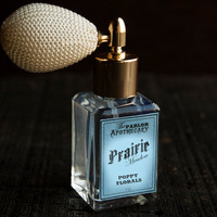 Prairie Meadow - Poppy Floral Perfume - Atomizer Bottle -1 oz
