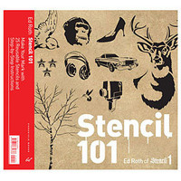 PLASTICLAND - Stencil101: Make Your Mark with 25 Reusable Stencils