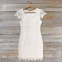 Summer Dawn Dress, Sweet Women's Bohemian Clothing