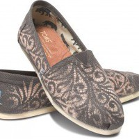 Gabriel Lacktman Hand-Bleached Swirl Ash Women&#x27;s Classics | TOMS.com