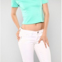 The Mint Summer Top - 29 N Under