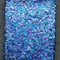 Peacock Glitter Droid Razr 4 4s Hard Cover Case by kaylafenton