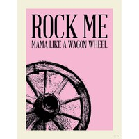 Rock Me Print
