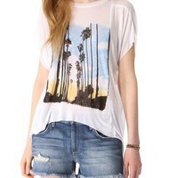Sauce London Palms Tee | SHOPBOP