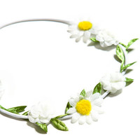 ELASTIC HAIRBAND WITH FLOWERS - Accessories - Girl - Kids - ZARA United States