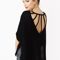 Shadow Strapped Knit