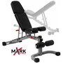 Walmart: X-Mark Commercial FID Flat Incline Decline Weight Bench