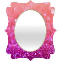 DENY Designs Home Accessories | Lisa Argyropoulos Berrylicious Quatrefoil Mirror