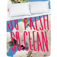DENY Designs Home Accessories | Leah Flores So Fresh So Clean Sheet Set
