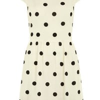 Spot fit and flare dress - View All  - Dresses