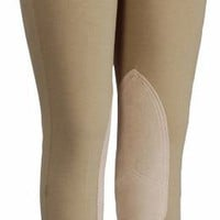 TuffRider Ladies Starter Pull On Breeches - Statelinetack.com