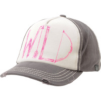 Billabong Girls Far Away Charcoal Baseball Hat
