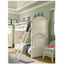 Emilia Twin Bunk Bed in Lace