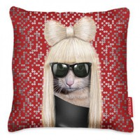 GG Cushion from Takkoda | Made By Takkoda | £40.00 | Bouf