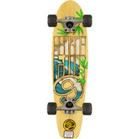Sector 9 Soup Bowls 28.5 Bamboo Mini Cruiser Complete