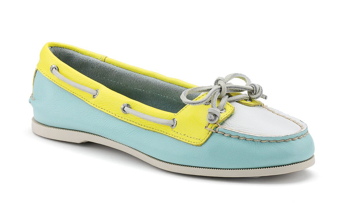 Sperry Top Sider Audrey Slip On Boat Shoe