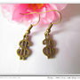 Cute Vintage antique dollar pendants fashion by sevenvsxiao