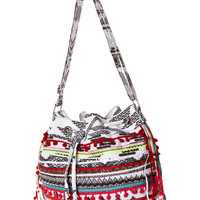 BILLABONG VISTA SHOULDER BAG - MULTI