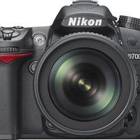 Nikon - D7000 16.2-Megapixel DSLR Camera Kit with 18-105mm Lens - Black - D7000 Kit with 18-105mm Lens - Best Buy