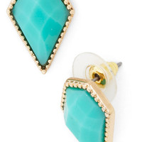 Simple Spotlight Earring | Mod Retro Vintage Earrings | ModCloth.com