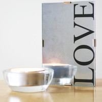 Love Mirror by HeartyDesign on Etsy