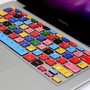 Lego Style MacBook Keyboard Sticker Decal 