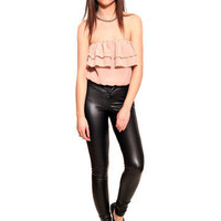 GYPSY WARRIOR - Liquid Leather Leggings