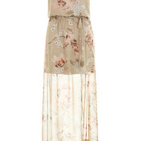 Magnolia Floral Maxi Dress - View All - Dress Shop - Miss Selfridge US