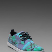 Clae Ellington Canvas in Blue Hawaii from REVOLVEclothing.com