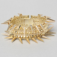 The nOir x LAMB Doro Spikes and Pyramids Polki Bracelet : nOir : Karmaloop.com - Global Concrete Culture