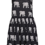 Elephant Ladder Back Dress - Dresses - Clothing - Topshop