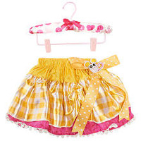 Lalaloopsy Petti Skirt - Crumbs Sugar Cookie