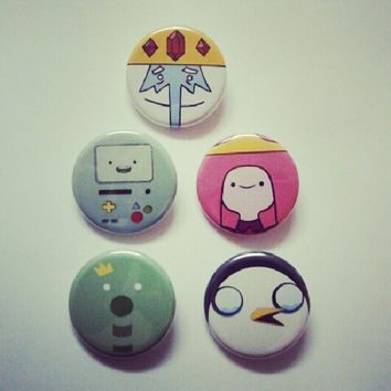 Adventure Time 5 pk series 2