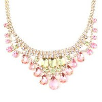 Blush Crystal Necklace  - Buy From ShopDesignSpark.com