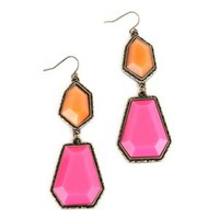 Pink Pippa Drop Earrings - Buy From ShopDesignSpark.com