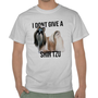 I Don&#x27;t Give a Shih Tzu from Zazzle.com