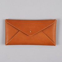 Present &amp; Correct Homework Pencil Case - Tan