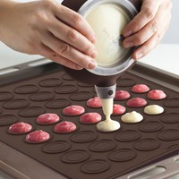 Lekue Macaron Kit with Decomax Pen and Baking Sheet