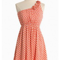 Radiant Sweetness Polka Dot Dress | Modern Vintage New Arrivals