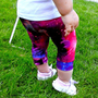 Galaxy Nebula Leggings pants Space baby/toddler planet stars lycra