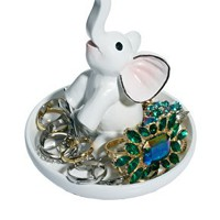 ASOS Elephant Ring Holder at asos.com