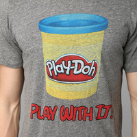 Junk Food Play With It Tee