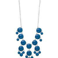 Imperial Blue Statement Necklace