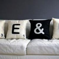 Me &amp; You Scrabble Pillows  Funny, Bizarre, Amazing Pictures &amp; Videos