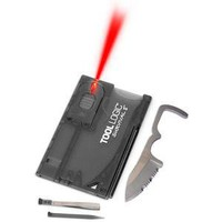 ThinkGeek :: Tool Logic Survival Card with Firestarter