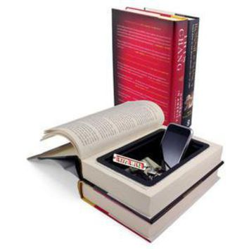 ThinkGeek :: Book Vault