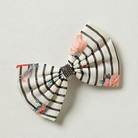 Beaded Bowknot Clip