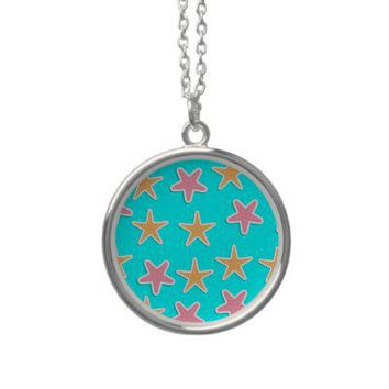 Stars Necklace from Zazzle.com