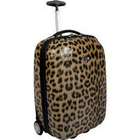 Heys XCase Exotic - Leopard