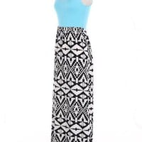 Axtec Maxi Dress from JuicyDealz